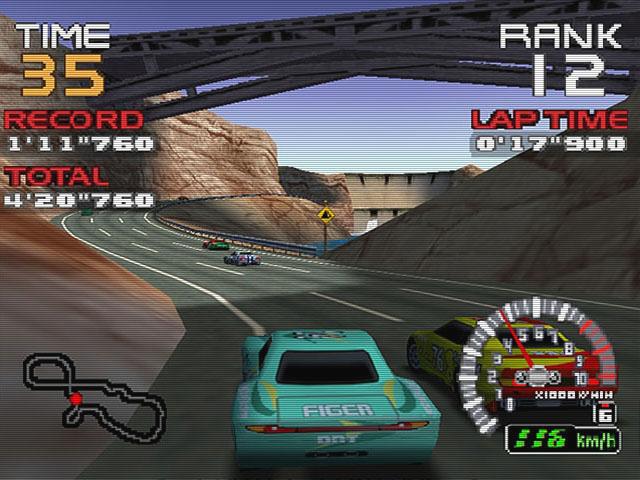 Ridge Racer 64 Img 02