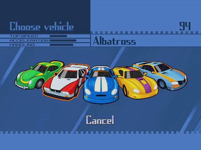 Rush Rush Rally Racing DX Img 01