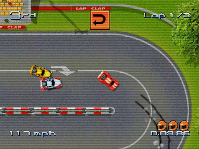 Rush Rush Rally Racing DX Img 02