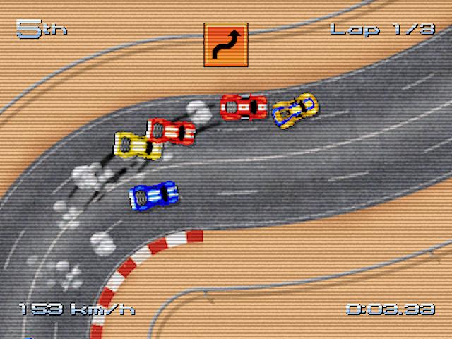 Rush Rush Rally Racing DX Img 03