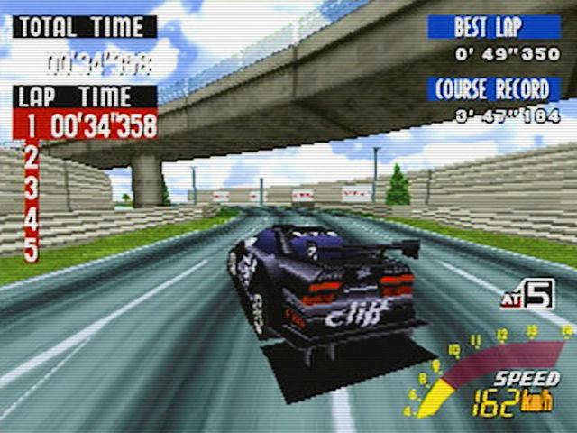 Saturn - Sega Touring Car Championship Img 02
