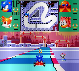 Sonic Drift Img 01