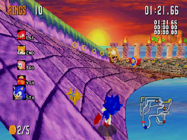 Sonic R Img 01