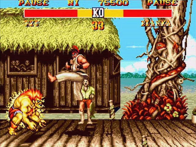 Street Fighter II Img 01