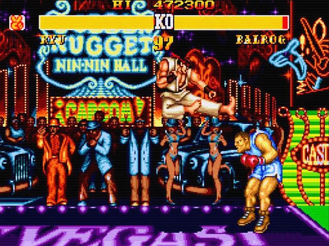 Street Fighter II Img 02