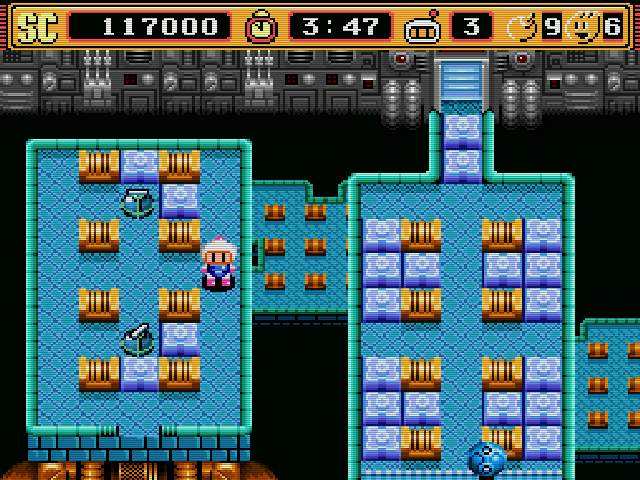 Super Bomber Man 2 Img 02