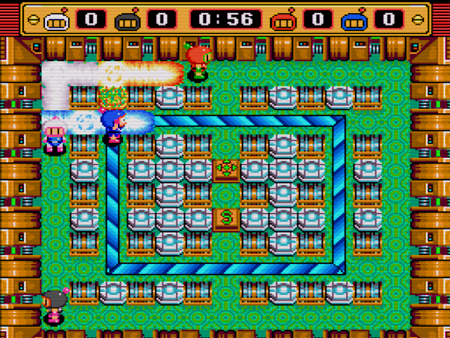 Super Bomber Man 2 Img 04