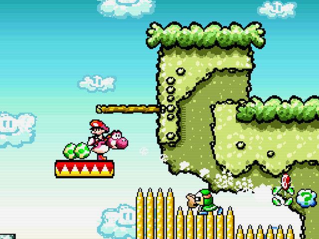Super Mario World 2 Yoshy Island Img 02