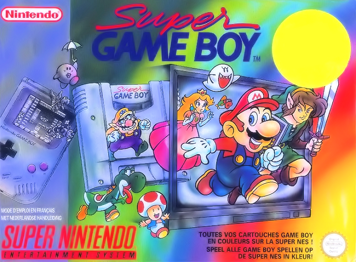 Super Game Boy - Publicité