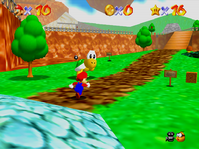 Super Mario 64 Img 01