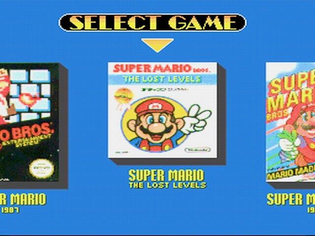 Super Mario All Stars Img 01