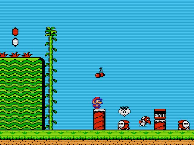 Super Mario Bros. 2 Img 01