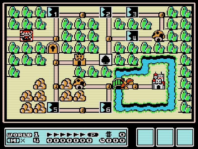 Super Mario Bros. 3 Img 001