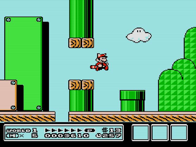 Super Mario Bros. 3 Img 003