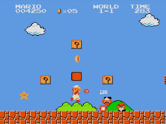 Super Mario Bros. Img 002