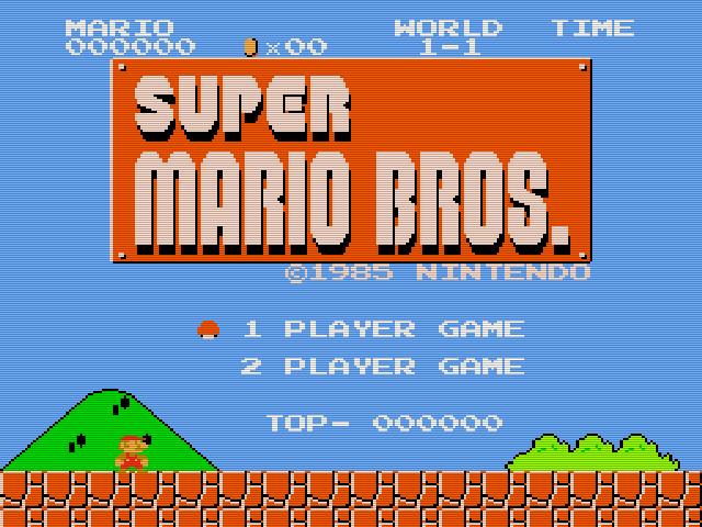 Super Mario Bros. Img 001