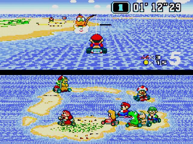 Super Mario Kart Img 001