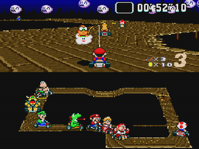 Super Mario Kart Img 002