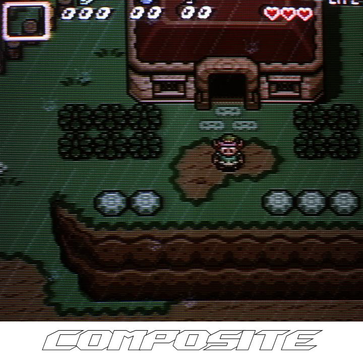 Super Nintendo - Normal Composite