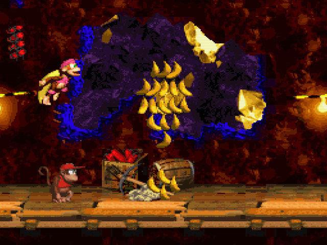 Super Nintendo - Super Donkey Kong 2 Img 01