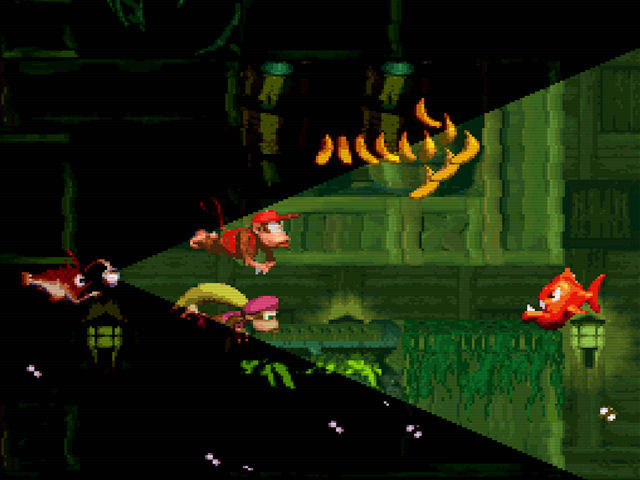 Super Nintendo - Super Donkey Kong 2 Img 02