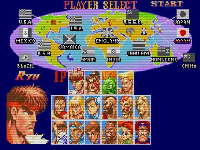 Super Street Fighter II Img 01
