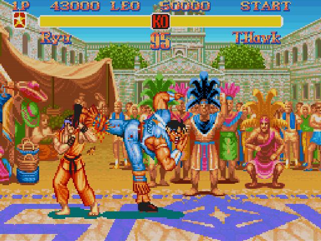 Super Street Fighter II Img 02