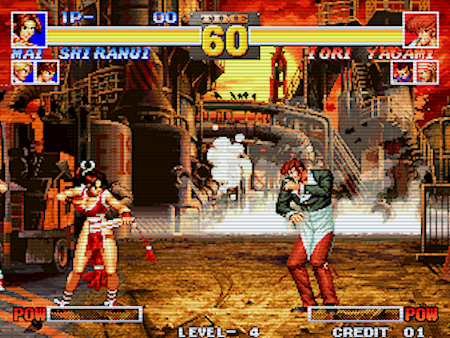 The King of Fighters 95 Img 02