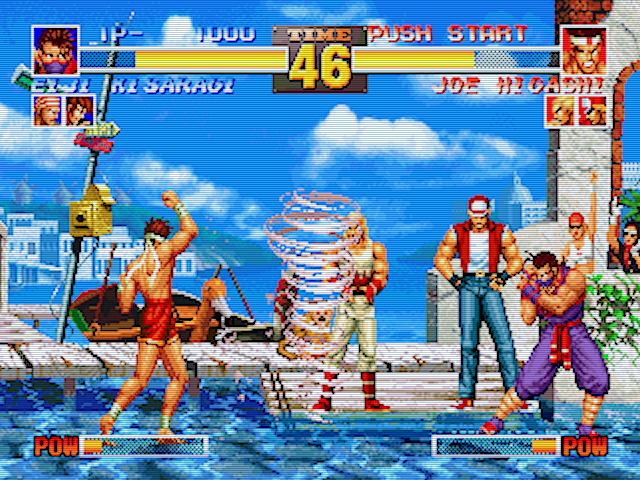 The King of Fighters 95 Img 03