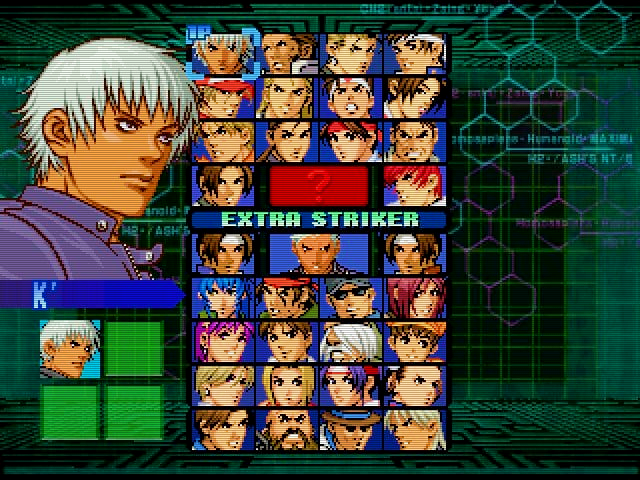The King of Fighters 99 Evolution Img 01