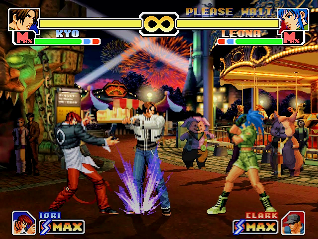 The King of Fighters 99 Evolution Img 06