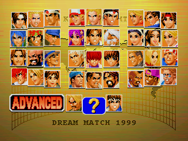 The King of Fighters Dream Match 1999 Img 01