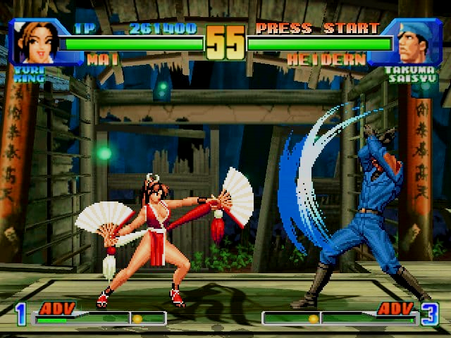 The King of Fighters Dream Match 1999 Img 02