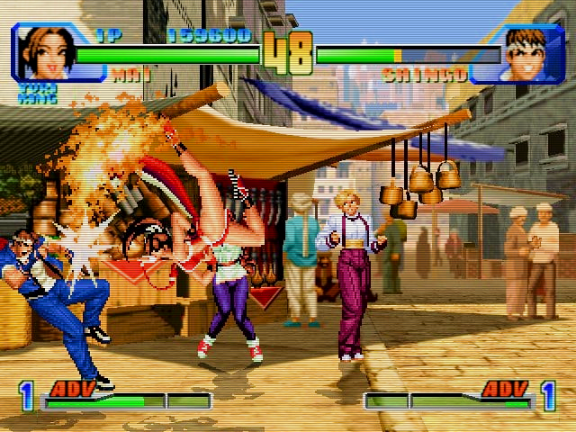 The King of Fighters Dream Match 1999 Img 03