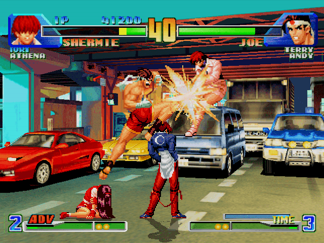 The King of Fighters Dream Match 1999 Img 05
