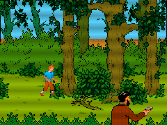 Tintin Le Temple du Soleil Img 01