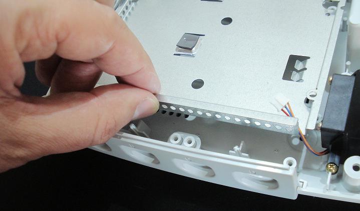 VGA DC KIT - Implantation VGA 01