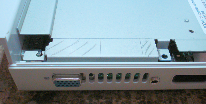 VGA DC KIT - Implantation VGA 04