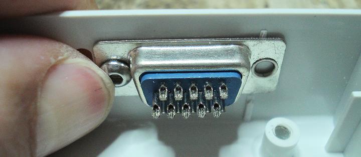 VGA DC KIT - Implentation VGA 10
