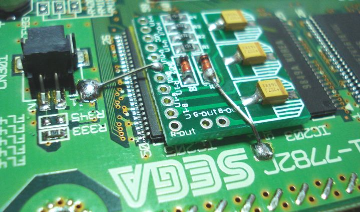 VGA DC KIT 01