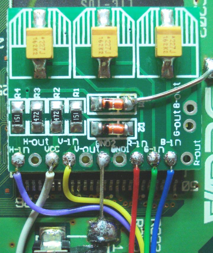 VGA DC KIT 05