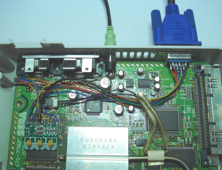 VGA DC KIT 11