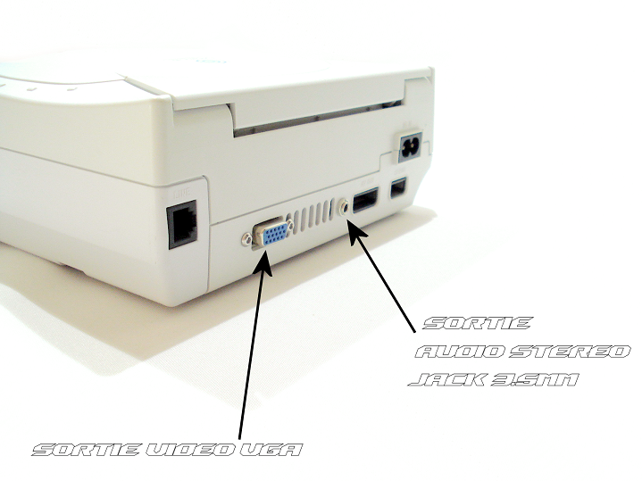 VGA Mod 01 + Texte (L720)