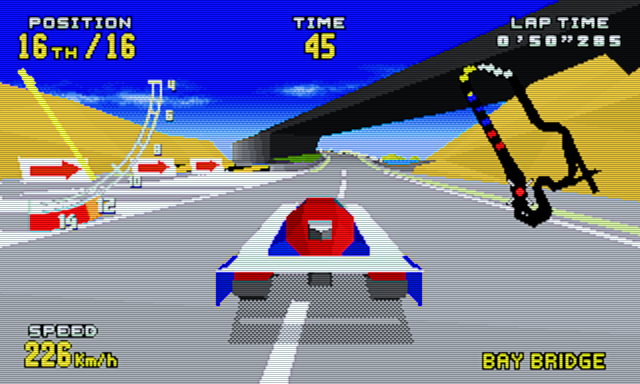 Virtua Racing Deluxe3