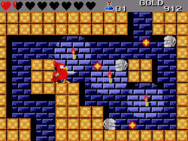 Wonderboy III the Dragon s Trap Img 05