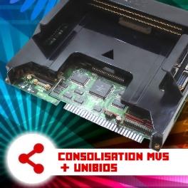 Consolisation MVS + UNIBIOS