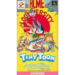 Tiny Toon Adventures (Busters Busts Loose)