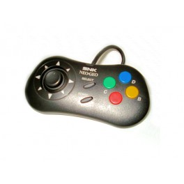 Neo-Geo CD Controller
